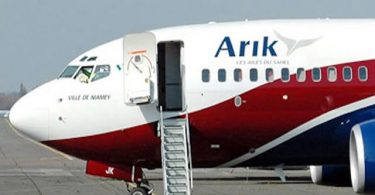 Arik Air engine fail leaves passengers stranded