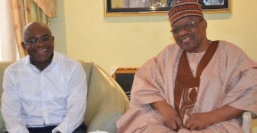 2019: Like other PDP aspirants, David Mark visits Babangida