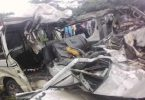 Tragic auto crash claims 9 lives, 1injures