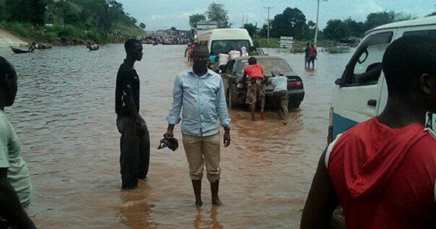 Osinbajo In Kogi as floods claim 108 lives, displace 141,369 others