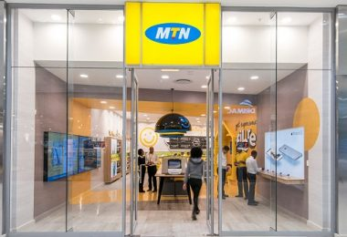 MTN shares up 2% as CBN signals reduced repatriation demand