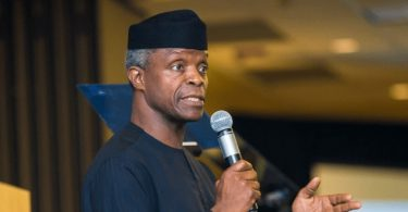 A Christian must 'live by example'— Osinbajo