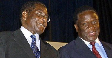 After accussing him of leading a de facto coup, Mugabe says he now accepts Mnangagwa as legitimate president