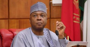 'We must change Buhari with a man that has integrity'— Saraki