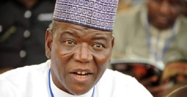 Politically, Atiku is my junior, I can't step down for him –Lamido