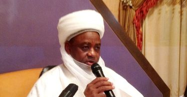 Sultan says money politics is responsible for corruption in Nigeria