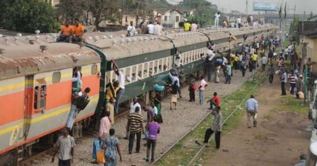 Tragedy as police inspector, motorcyclist crushed to death by moving train