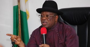 Grant amnesty to looters, Gov Umahi urges Buhari
