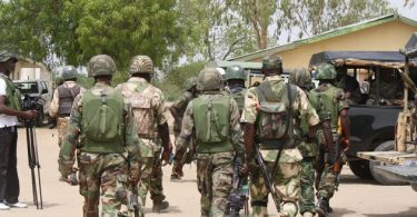 INSECURITY: Army deploys soldiers in 28 states