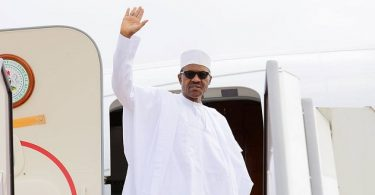 Buhari off to New York