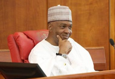 Sen Ndume justifies why Saraki should not be Senate President