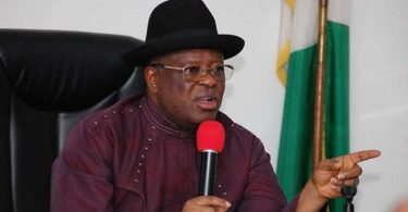 Ebonyi was marginalised in Atiku's consideration of running mate— Umahi