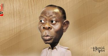 Be ready to be sued if you join in accusing me of bribery even on social media- Oshiomhole