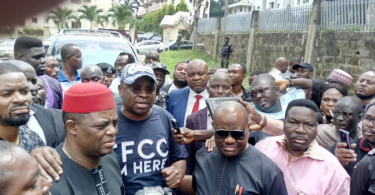 Intelligence report we have is Fayose may be harmed –Wike