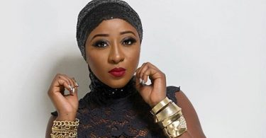 Actress Ini Edo refutes reports of 'men bashing'