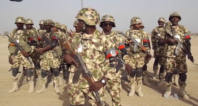 Army confirms killing of colonel, captain, other soldiers by Boko Haram 1