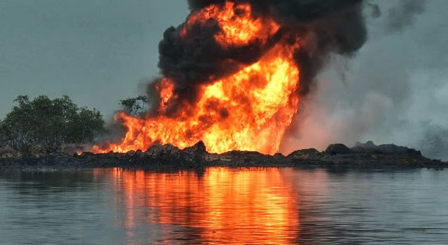Oil thieves caused Abia explosion not negligence, NNPC replies senator