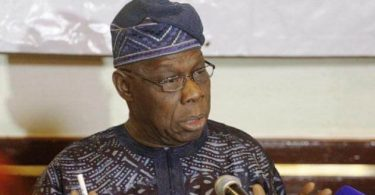 I don't know Tinubu's position in APC –Obasanjo