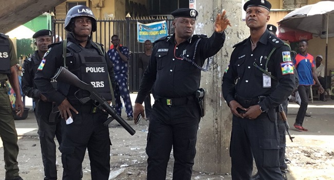 Unknown assailants gun down 2 policemen, driver, injure others in Kaduna attack