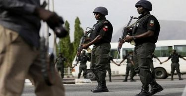 POLICE shut down Anambra Assembly complex
