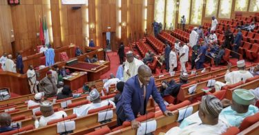 Sitting arrangement causes rowdy session in Senate