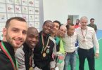 Sporting Team - Aruna Quadri