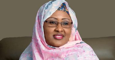 Aisha Buhari speaks on impersonator