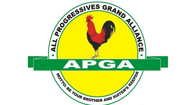 Imo APGA crisis worsens as 12 aggrieved gov aspirants present another candidate
