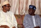 LAGOS APC GOV PRIMARY: Fearing a looming crisis Buhari meets Tinubu over Ambode