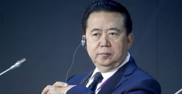 China finally opens up, says Interpol President under probe for bribery