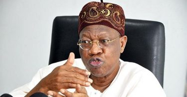 Lai Mohammed to explain his role in alleged N2.5bn NBC fraud look