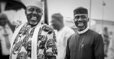 My son-in-law is Imo's 'only hope', submit his name to INEC, Okorocha begs APC