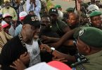 OSUN ELECTION PROTEST: Saraki, Melaye, Bruce sue IGP