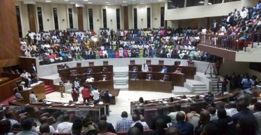 A'IBOM ASSEMBLY SEAL-OFF: PDP cries foul as Senate orders probe