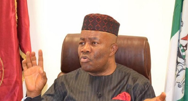 Akpabio who was in PDP all through, says party did nothing in 16 years