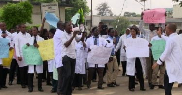 Fears as resident doctors at LUTH down tools