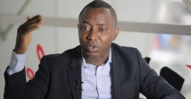 I am not a Terrorist, Sowore replies DSS in counter affidavit