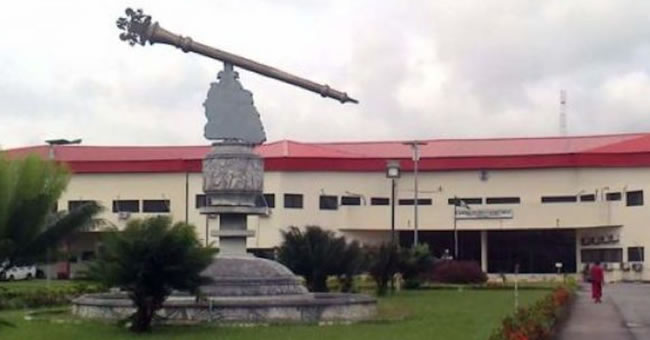 Finally, police vacate Akwa Ibom Assembly as 3-day siege ends