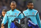 mikel obi and didier drogba