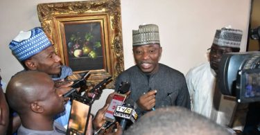 Sowore campaigns in Buhari's hometown, bemoans lack of infrastructure