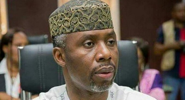 IMO: After much anticipation Okorocha's son-in-law leaves APC for AA