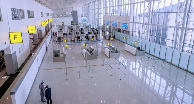 PHOTO NEWS: Buhari commissions new Abuja airport terminal