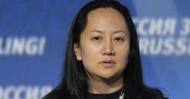 US orders arrest of top Huawei executive