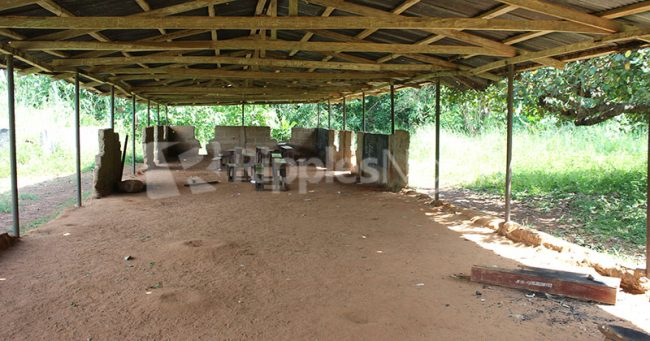 INVESTIGATION... Despite billions budgeted, Ebonyi students sit on stones under thatched roofs to learn