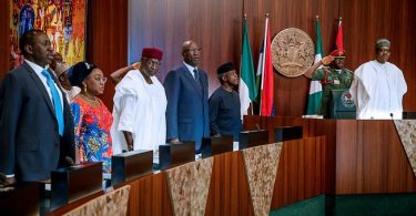 Buhari calls for 'special' Friday FEC meeting to discuss 2019 budget