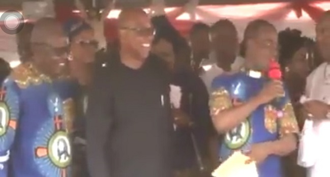 TRENDING: Give to my church 'otherwise you and Atiku will fail', Mbaka tells Obi (Video)