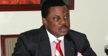 Gov Obiano in trouble with APGA for endorsing Buhari