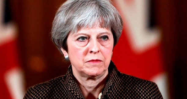UK PM May faces contempt charges over failure to publish Brexit legal advise