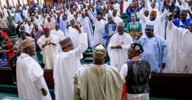 We blame Saraki, Dogara for 'wayward conduct' of PDP lawmakers during budget presentation– APC