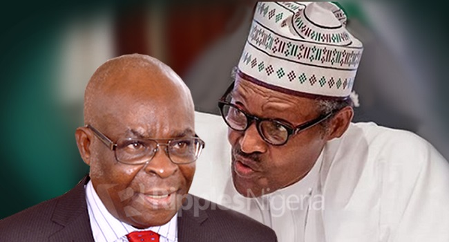 EDITORIAL.... ONNOGHEN: Before Nigeria descends into a theatre of the absurd